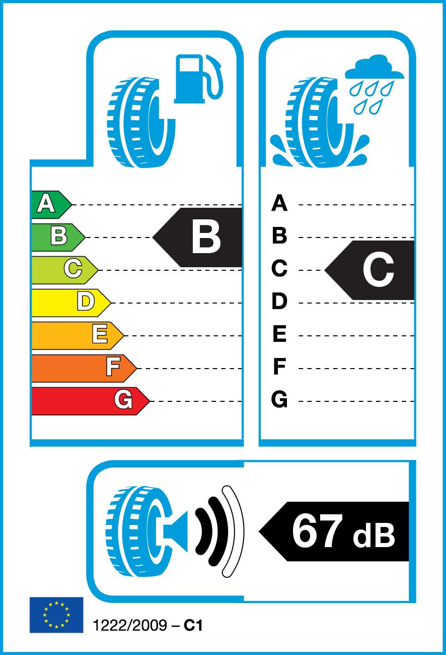 Summer Tyre Goodyear EfficientGrip SUV XL 255/60R18 112 V