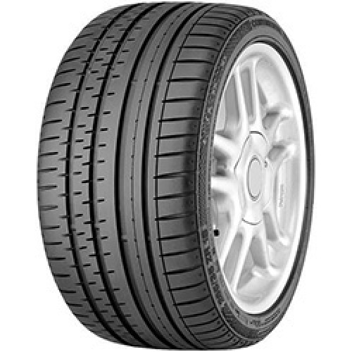 Summer Tyre Continental Sport Contact 2 XL 255/40R19 100 Y