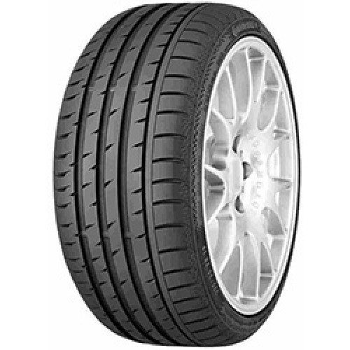 Summer Tyre Continental Sport Contact 3 XL 275/35R18 99 Y